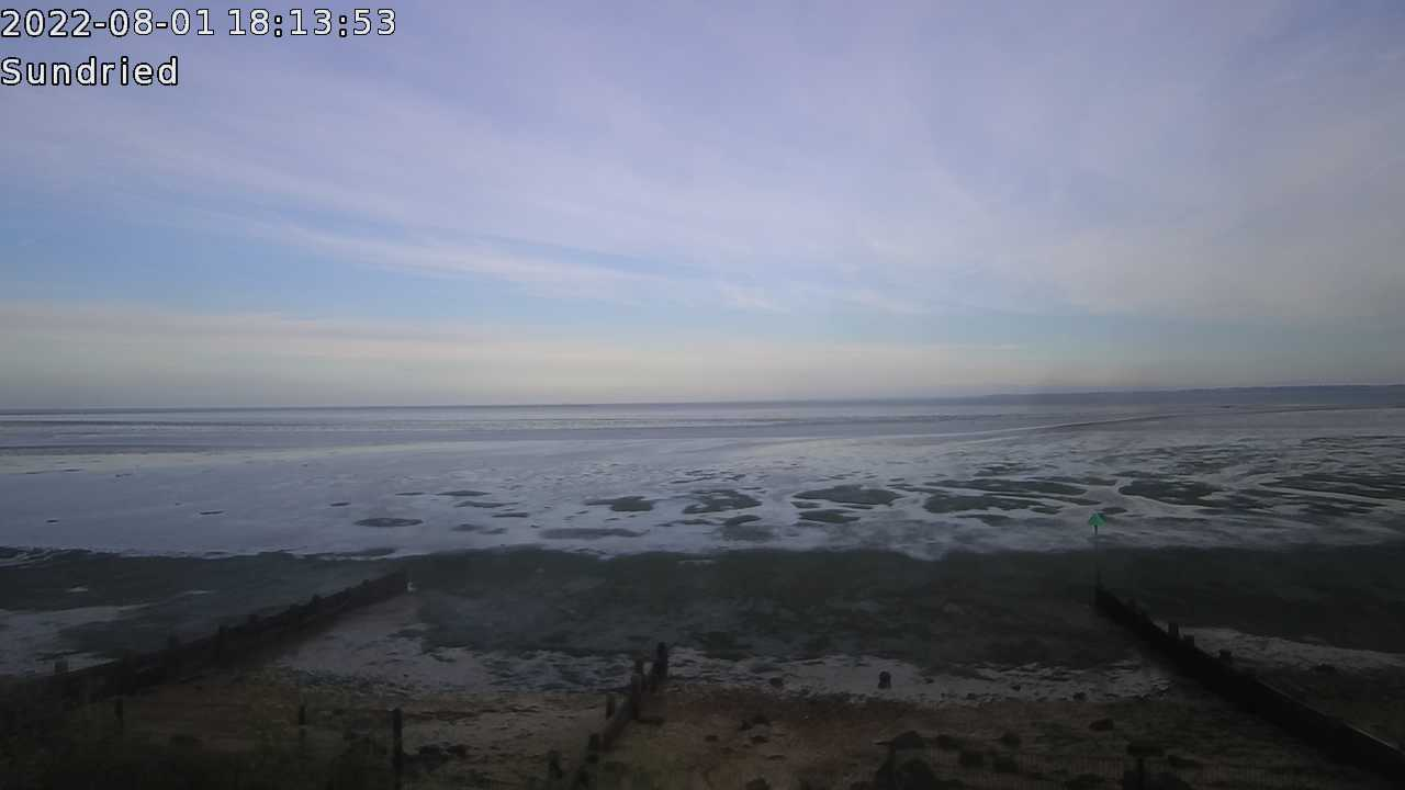 Shoeburyness Web Cam - Click for the live photo